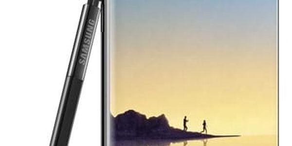 Mobilní telefon Samsung Note8 (SM-N950FZKDETL) černý + DOPRAVA ZDARMA