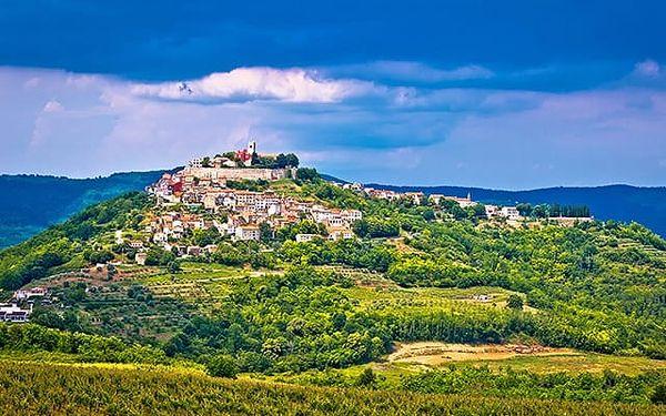 Istarske Toplice Mirna***, Klid a relax v lázních uprostřed chorvatské přírody
