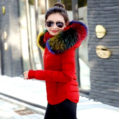 Dámská zimní bunda Lela - 5 barev