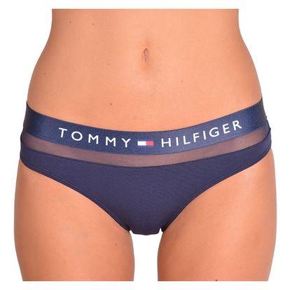 Dámské kalhotky Tommy Hilfiger tmavě modré L