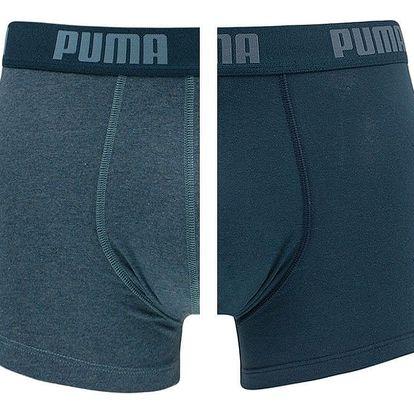2PACK pánské boxerky Puma denim long XL