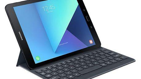 """Pouzdro na tablet s klávesnicí Samsung pro Galaxy Tab S3 (9,7"""") (EJ-FT820BSEGGB) šedé + DOPRAVA ZDARMA"""