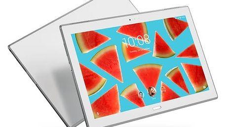 """Dotykový tablet Lenovo TAB4 10"""" PLUS LTE 64 GB (ZA2R0090CZ) bílý + DOPRAVA ZDARMA"""