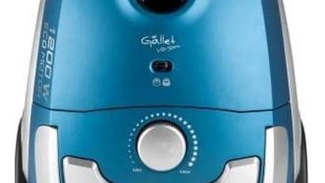 Vysavač podlahový Gallet ASP 305 modrá barva + Doprava zdarma