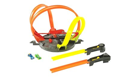 Hot Wheels Mattel dráha roto revoluce + Doprava zdarma