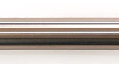 Gardinia Roztažitelná garnýž ocel Konus, 200 - 340 cm