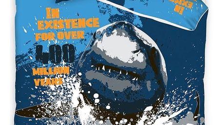 Tip Trade Bavlněné povlečení Animal Planet Žralok