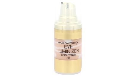 Max Factor Eye Luminizer Brightener 15 ml rozjasňovač Fair W