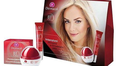 Dárkový balíček Dermacol BT Cell (intenzivní liftingový krém 50 ml + intenzivní liftingový krém na oči a rty 15 ml)