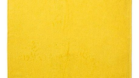 4Home Osuška Bamboo Premium žlutá, 70 x 140 cm