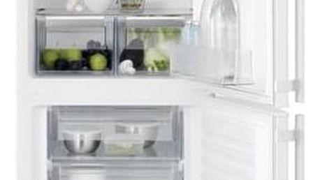 Kombinace chladničky s mrazničkou Electrolux EN3201MOW bílá + Doprava zdarma