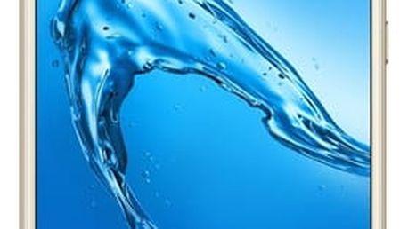 Mobilní telefon Huawei Y7 Dual SIM (SP-Y7DSGOM) zlatý + DOPRAVA ZDARMA