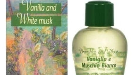 Frais Monde Vanilla And White Musk 12 ml parfémovaný olej pro ženy