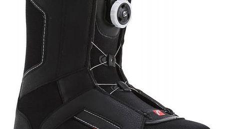 Snowboardové boty Head Scout Boa, černé, 39