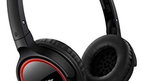 Náhlavní sluchátka Pioneer SE-MJ512-R