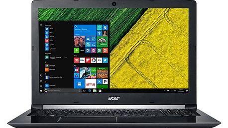 Notebook Acer 5 (A515-51-52CX) (NX.GS1EC.001) černý Software F-Secure SAFE 6 měsíců pro 3 zařízení + Monitorovací software Pinya Guard - licence na 6 měsíců v hodnotě 999 Kč + DOPRAVA ZDARMA