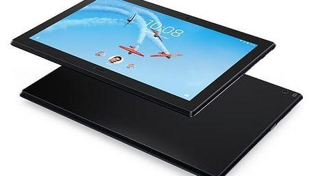"""Dotykový tablet Lenovo TAB4 10"""" PLUS LTE 64 GB (ZA2R0021CZ) černý + DOPRAVA ZDARMA"""