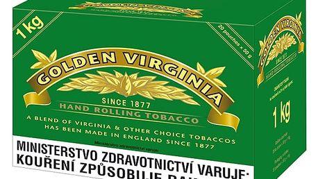 Tabák cigaretový Golden Virginia 1000g SO