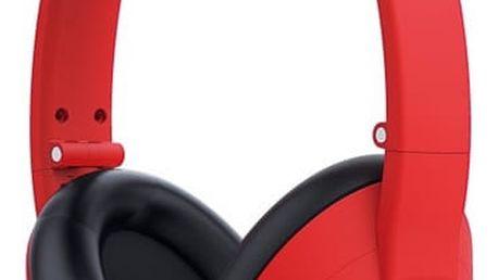 Sluchátka Genius HS-930BT, Bluetooth 4.0 (31710196102) červená
