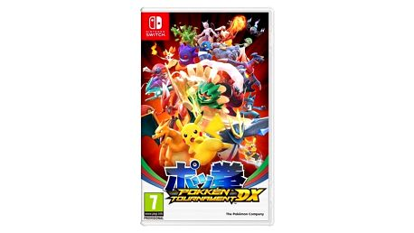 Hra Nintendo Pokkén Tournament DX (NSS530)