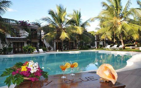 Zanzibar - Nungwi na 11 až 14 dní, all inclusive s dopravou letecky z Prahy nebo Bratislavy