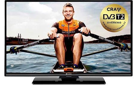 Televize GoGEN TVF 40N525T černá + DOPRAVA ZDARMA