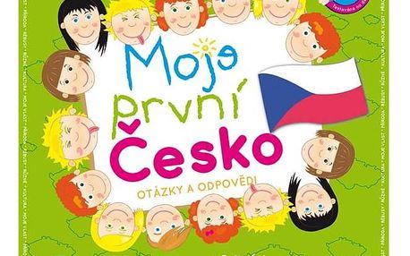 Hra Albi Moje první Česko + Doprava zdarma