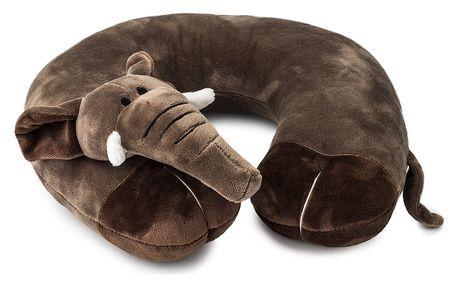 Koopman Cestovní polštářek Slon
