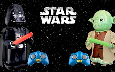 Nafukovací Star Wars na dálkové ovládání