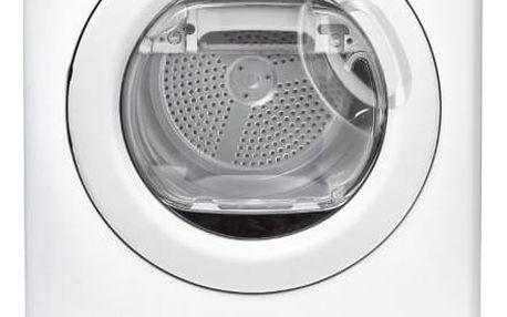 Sušička prádla Candy SLC D813B-S bílá + Doprava zdarma