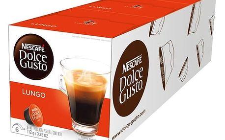 Set (3x Kapsle pro espressa Nescafé Dolce Gusto CAFFE LUNGO )