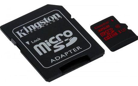 Kingston MicroSDHC 32GB UHS-I U3 (90MB/s) (SDCA3/32GB)