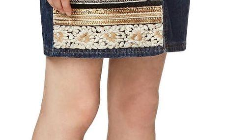 Desigual modrá džínová sukně Cathy