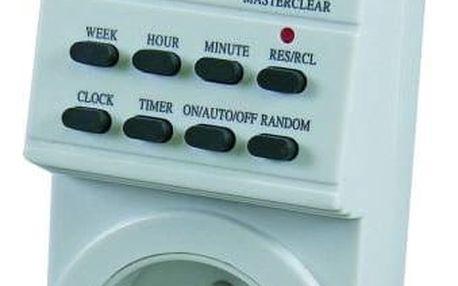 Spínač časový EMOS P5501 digitální (TS-EF1)