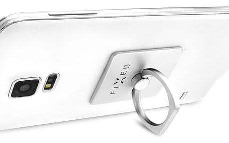 Stojánek FIXED Ring s prstýnkem - střírbný (FIXH-RNG-SL) stříbrný