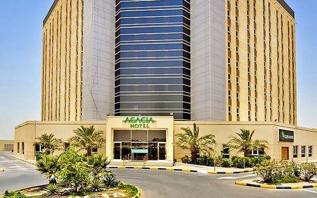 Spojené arabské emiráty, Ras al Khaimah, letecky na 5 dní plná penze