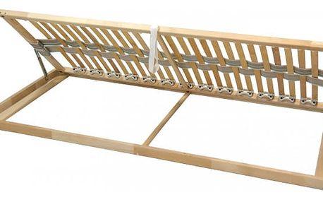 Double klasik - Rošt, 90x200 cm, výklopný do boku