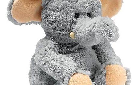 Plyšová hračka Albi Hřejivý slon