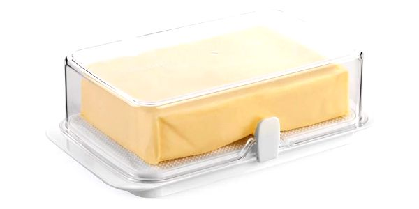 Zdravá dóza do ledničky Tescoma Purity na máslo2