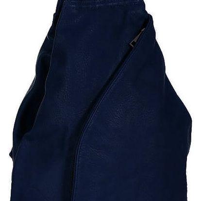 Batoh/kabelka 3v1 tmavě modrá