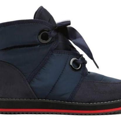 Dámské námořnicky modré sněhule Dara 9079