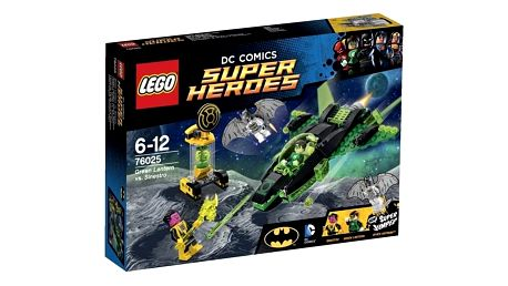 Stavebnice LEGO® Super Heroes 76025 Green Lantern vs. Sinestro + Doprava zdarma