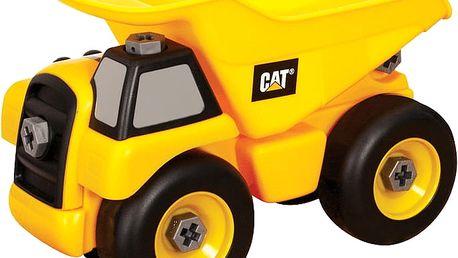 NIKKO CAT Nákladní auto s akušroubovákem, 39cm