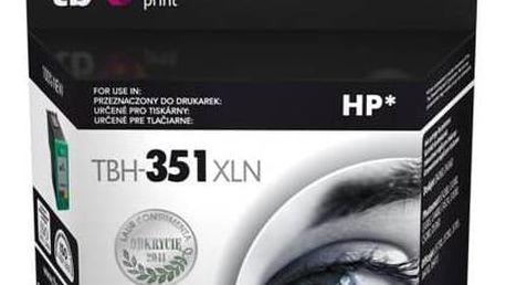 Inkoustová náplň TB HP CN684EE (No.364) Bk - kompatibilní (TBH-364XLBR) černá