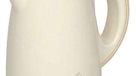 Rychlovarná konvice ETA Marci 7188 90000 krémová/oranžová