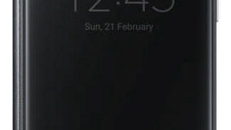 Pouzdro na mobil flipové Samsung pro Galaxy S7 (EF-ZG930C) (EF-ZG930CBEGWW) černé