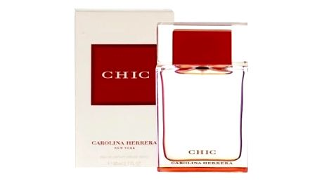 Carolina Herrera Chic 80 ml parfémovaná voda tester pro ženy