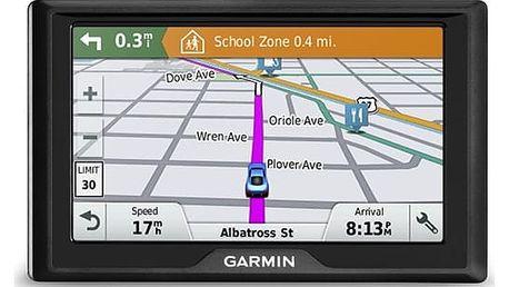 Navigační systém GPS Garmin Drive 50 Lifetime Europe45 černá + DOPRAVA ZDARMA