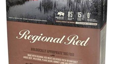 Granule Orijen Dog Regional RED 11,4 kg + Doprava zdarma