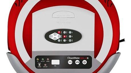 Vysavač robotický CleanMate QQ2R červený + DOPRAVA ZDARMA